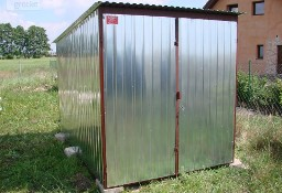 Garaż metalowy blaszak schowek pakamera Sieradz 1900zl