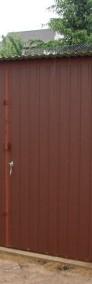 Garaż metalowy blaszak schowek pakamera Sieradz 1900zl-4