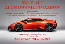 Auto Skup Złomowanie aut  skup aut gotówka Łódź Zgierz Pabianice Każdy stan