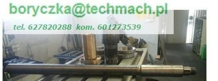 Śruba sterowania stołem do frezarki FWA41M tel. 601273539-1
