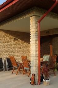 Piaskowiec kamień dekoracyjny elewacyjny ozdobny płytki elewacyjne-2