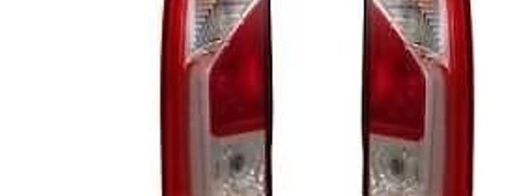 RENAULT MASTER 3 III OD 2010- LAMPA TYLNA TYŁ LEWA PRAWA PRAWY LEWY Renault Master-1