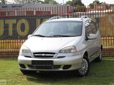 Chevrolet Rezzo Stan BDB Udokumentowany Stan licznika LPG-1