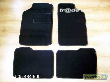 SKODA FORMAN najwyższej jakości dywaniki samochodowe z grubego weluru z gumą od spodu, dedykowane Skoda Forman-1