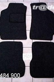 SKODA FORMAN najwyższej jakości dywaniki samochodowe z grubego weluru z gumą od spodu, dedykowane Skoda Forman-2