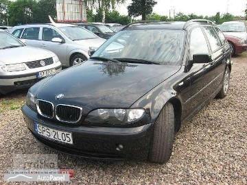 BMW SERIA 3 IV (E46) 320