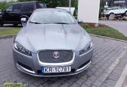 Jaguar XF I 2.2 D Luxury 200 KM Demo Dealera Gwarancja do 10.2