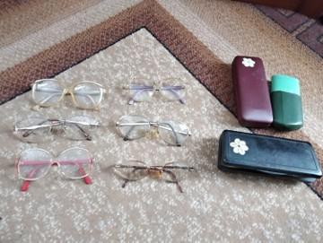 okulary o różnej mocy cena za komplet