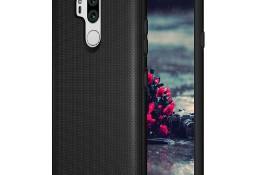 Etui Light Armor Case do LG G7 ThinQ czarny