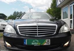 Mercedes-Benz Klasa S W221 S-320 CDi V6 ! 235 KM PEŁNA OPCJA ! EW.ZAMIENIĘ.