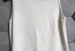Top koszulka ecru 38 rozm