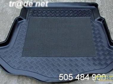 FORD MONDEO MK4 LFB/HB od 2007 do 2014 - mata bagażnika - idealnie dopasowana do kształtu bagażnika; zestaw naprawczy Ford Mondeo-1