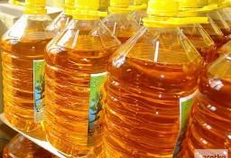 Ukraina.Zywnosciowy olej sojowy 2,5 zl/litr nierafinowany.Tloczony