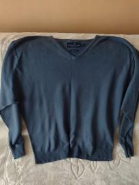 (XL) BHS/ Ekskluzywny, męski sweter biznesowy z Londynu