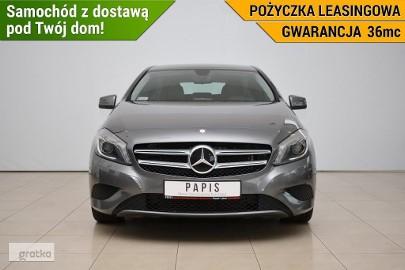 Mercedes-Benz Klasa A W176 200 SalonPL Nawigacja Podgrz. Fotele Ksenon/LED Czujniki Parkowania