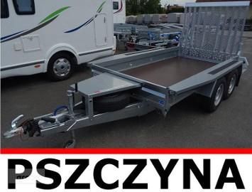Przyczepa pod minikoparkę Brenderup MT-3080 3000kg 308x152cm Fabrycznie nowa!