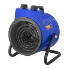 Ogrzewacz powietrza, nagrzewnica, farelka, 3kW