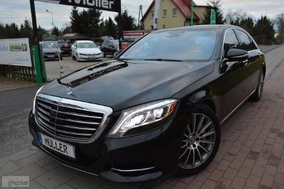 Mercedes-Benz Klasa S W222 S 550 5,0Benzyna-456Km,LONG, FULL OPCJA!!