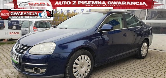 Volkswagen Jetta V 1.6 102 KM climatronic ks.serwisowa gwarancja
