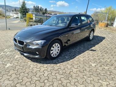 BMW SERIA 3 318 D NAWI , ALU , PDC , BEZWYPADKOWA-1