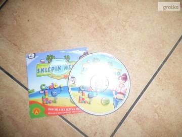 gra na PC dla dzieci SKLEPIK NEMO- baw sie i ucz j. angielskiego