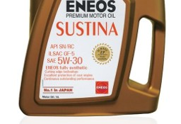 Olej ENEOS SUSTINA 5W30 - 4L - API SN ACEA C3