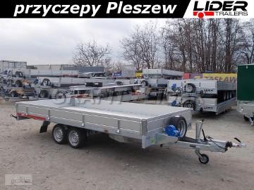 TM-192 przyczepa 454x216x30cm, Carplatform 4521S 13