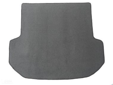 KIA SORENTO III gen. od 02.2015 r. 5 siedzeń najwyższej jakości bagażnikowa mata samochodowa z grubego weluru z gumą od spodu, dedykowana Kia Sorento-1