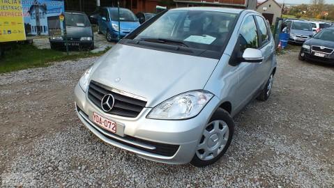 Mercedes-Benz Klasa A W169 =bezwypadku=gwarancja przebiegu=piękny=