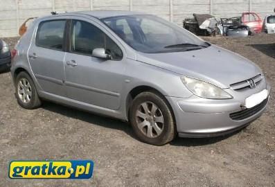 Peugeot 307 I 2,0 HDI 2002 NA CZĘŚCI
