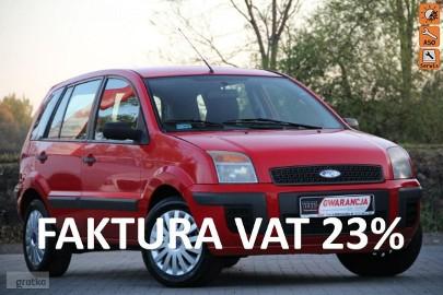 Ford Fusion Zarejestrowany,krajowy,1-właściciel,fa VAT,klima