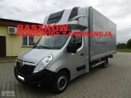 Opel Movano 2.3 170 km LEASING dla wszystkich 10 paletowy PLANDEKA