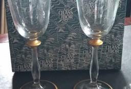 Kieliszki do wina & Antyk-Glassbor