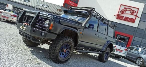 Nissan Patrol IV [Y60] Przygotowany pod Off road ! Snorkel !! 23 VAT !!!