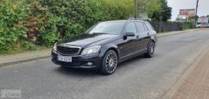 Mercedes-Benz Klasa C W204 2.2 CDI / Xenony / Zadbany !!
