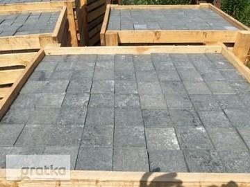 Ukraina. Kopalnia granitu. Bloki, kostka gabro 180 zl/tona. Material