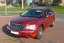 Chrysler Pacifica 4.0 Touring Series bezwypadkowa