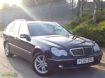 Mercedes-Benz Klasa C W203 ZGUBILES MALY DUZY BRIEF LUBich BRAK WYROBIMY NOWE