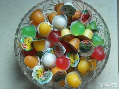 Galaretka owocowa galaretki owocowe żelki naturalne 1kg-1