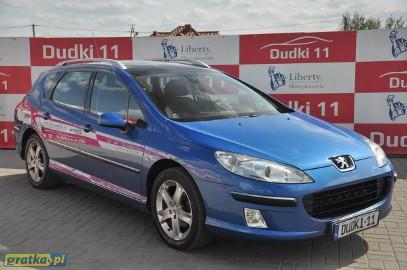 Peugeot 407 2.0 HDI ST Komfort EU3