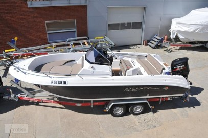 ATLANTIC MARINE 670 open model 2021 NOWA DEALER POLSKA