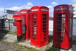 Angielska budka telefoniczna - RED PHONE BOX - sprzedam!
