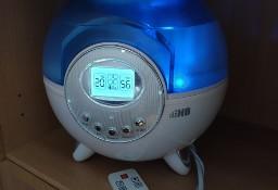 Nawilżacz HB UH1021DBL z pilotem +jonizacja+higrometr+filtr jonowy