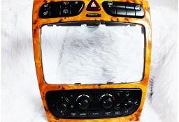 Ramka Panel sterowania klimatyzacją Mercedes W203