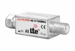Filtr AX LTE 4G DVBT 5-790MHz wewnętrzny