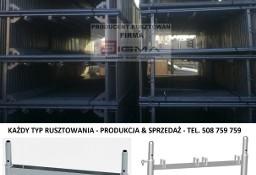 RAMY do rusztowań KAŻDY TYP Sprzedaż - RUSZTOWANIE - RUSZTOWANIA - Dostawa Cała Polska oraz Europa