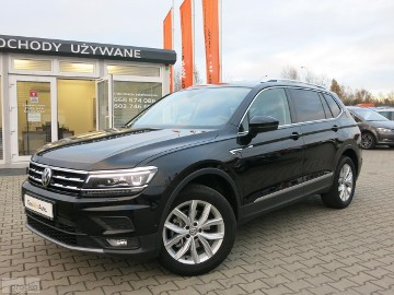 Volkswagen Tiguan II 1.5 TSI_150 KM_Allspace_DSG_Gwarancja_FV 23%