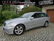 Mercedes-Benz Klasa C W203 AVANTGARDE * SERWISOWANY