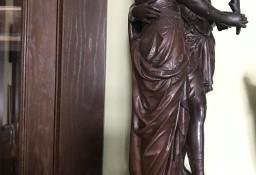 UNIKAT -> Rzeźba z cynkalu Francja XIX w.