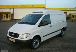 Mercedes-Benz Vito 109cdi LONG Chłodnia 0*Thermo King VAT marża